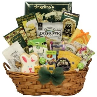 Grand Easter Wishes Gourmet Easter Gift Basket