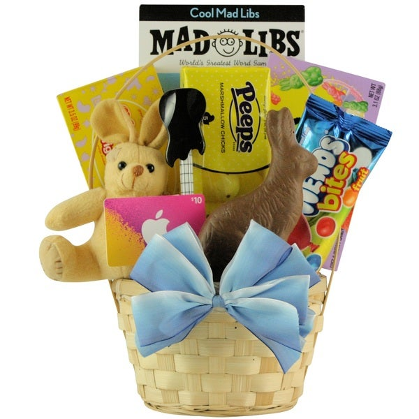 Cool guy easter gift basket free shipping today overstock cool guy easter gift basket negle Image collections