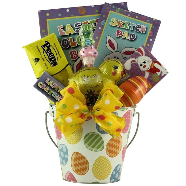 Easter bucket of fun toddler easter basket 18 to 30 months old easter bucket of fun toddler easter basket 18 to 30 months old negle Gallery