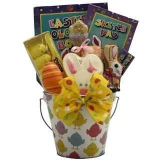 Easter Bucket of Fun: Toddler Easter Basket 18 to 30 Months Old