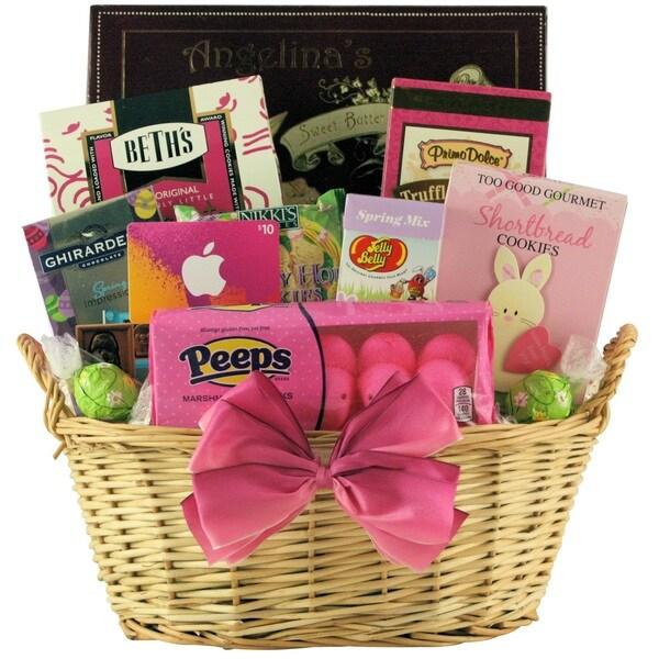 Itunes cool easter treats teen tween easter gift basket free itunes cool easter treats teen amp tween easter gift basket negle Image collections