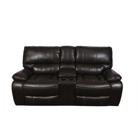 Buy Recliner Leather Sofas Couches Online At Overstock Our Best