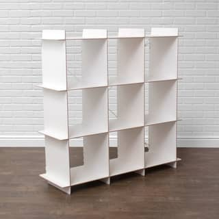 Modern 9 Cubby Large Cube Storage Bookcase|https://ak1.ostkcdn.com/images/products/14330846/P20909840.jpg?impolicy=medium