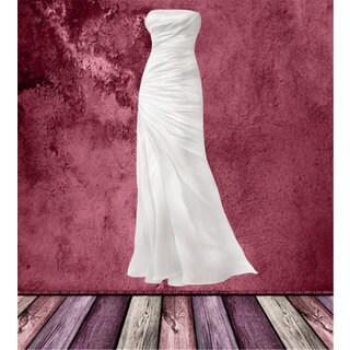 Full Color Wedding Dress Full Color Decal, Wedding Decor, Wedding Salon, Boutique Sticker Decal size 33x52