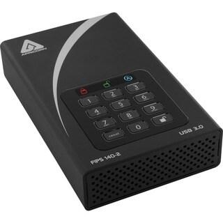 Apricorn Aegis Padlock DT FIPS ADT-3PL256F-10TB 10 TB Hard Drive - Ex