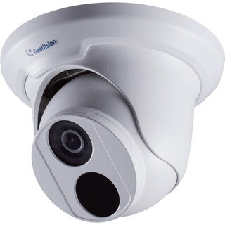 GeoVision Target GV-EBD4700 4 Megapixel Network Camera - Color, Monoc