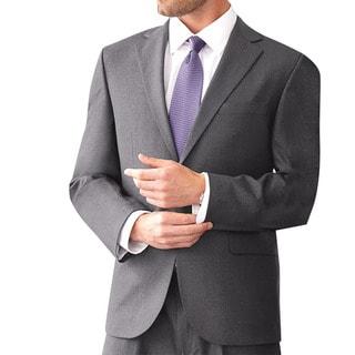 Affinity Apparel Men's Two-Button Single Back Vent Blazer