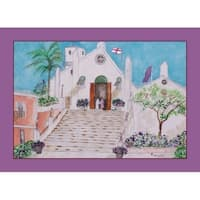 Church Place Mat Set of 4