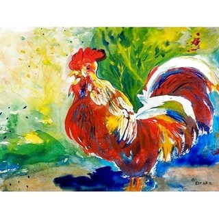Red Rooster Place Mat Set of 4