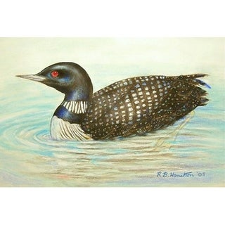 Loon Place Mat Set of 4