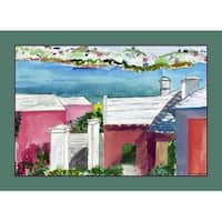 Rooftops Place Mat Set of 4