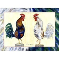 Roosters Place Mat Set of 4