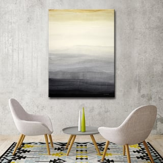 Ready2HangArt 'Shades of Grey' by Norman Wyatt, Jr. Canvas Art
