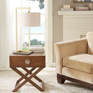 Madison Park Delta Gold Table lamp