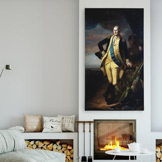 'George Washington' Premium Gallery Wrapped Canvas (3 options available)