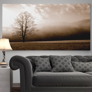 'Meadow Solace' Premium Gallery Wrapped Canvas