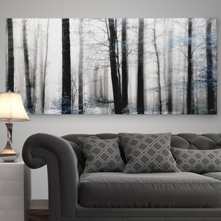 'Waiting For Spring' Premium Gallery Wrapped Canvas