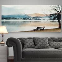 'Inner Peace' Premium Gallery Wrapped Canvas