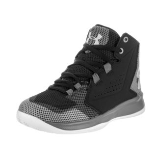 Under Armour Kids BPS Torch Fade Black Basketball Shoes