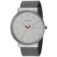 Skagen Men's SKW6321 'Ancher' Grey Stainless Steel Watch