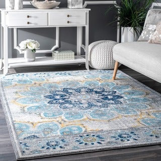 Nuloom Modern Abstract Multi Area Rug 8 X 10 Free