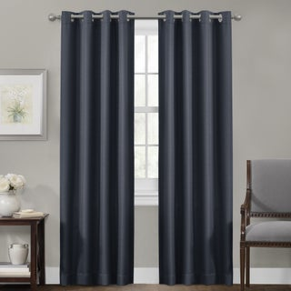 Maytex Smart Curtains Sheridan Blackout 84-inch Window Panel (5 options available)