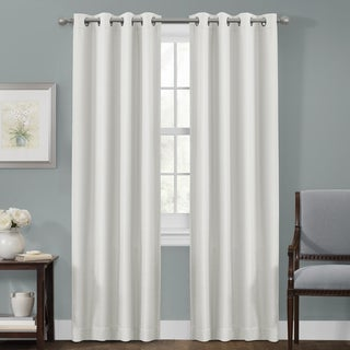 Maytex Smart Curtains Sheridan Blackout 84-inch Window Panel