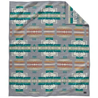 Pendleton Chief Joseph Grey King Blanket