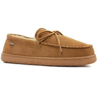 Ladies' Rubber Sole Moccasins