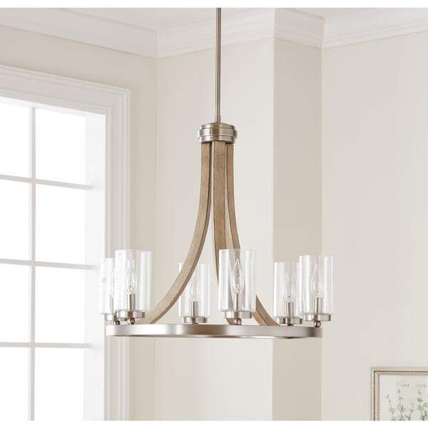 Kitchler: Shop Kichler Lighting Grand Bank Collection 6-light