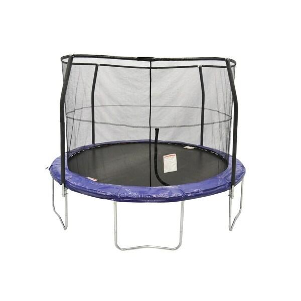 Bazoongi 12-foot Trampoline Enclosure Combo