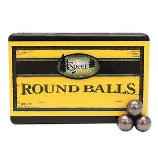 Speer Lead Round Balls .530 224 Gr (Per 100)