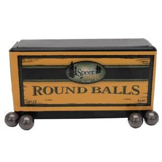 Speer Lead Round Balls .495 182 Gr (Per 100)