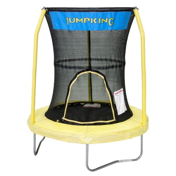 Bazoongi 55-inch Trampoline Enclosure Combo