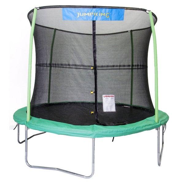 Jumpking 10-foot Trampoline Enclosure Combo
