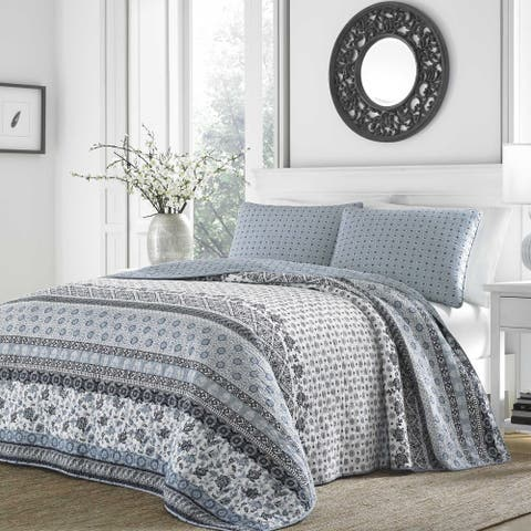 Stone Cottage Bexley Cotton Quilt Full/Queen Size Set (As Is Item)