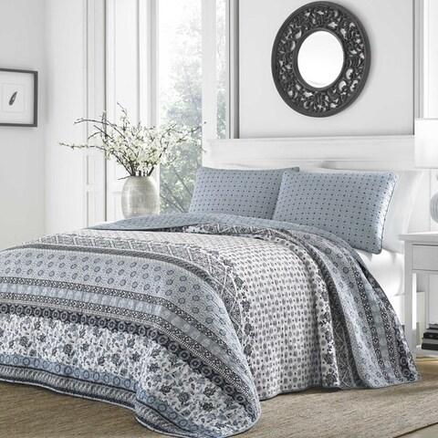 Stone Cottage Bexley Cotton Quilt Set