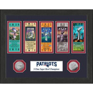 New England Patriots 5-Time Super Bowl Champions Ticket Collection|https://ak1.ostkcdn.com/images/products/14334471/P20912970.jpg?_ostk_perf_=percv&impolicy=medium
