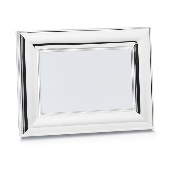 Reed & Barton Halston Silver-colored Metal 5-inch x 7-inch Picture Frame