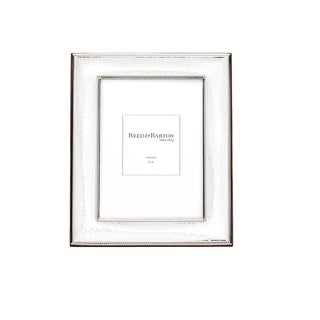 Reed & Barton Bristol Sterling Silver 4x6 Picture Frame