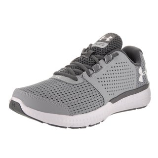 Under Armour Men's Micro G Fuel Rn Grey Running Shoe