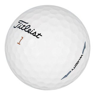 Titleist Velocity Recycled Golf Balls (Pack of 12)