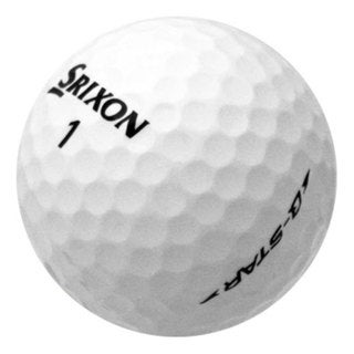 Srixon Q Star Recycled Golf Balls (Pack of 12)