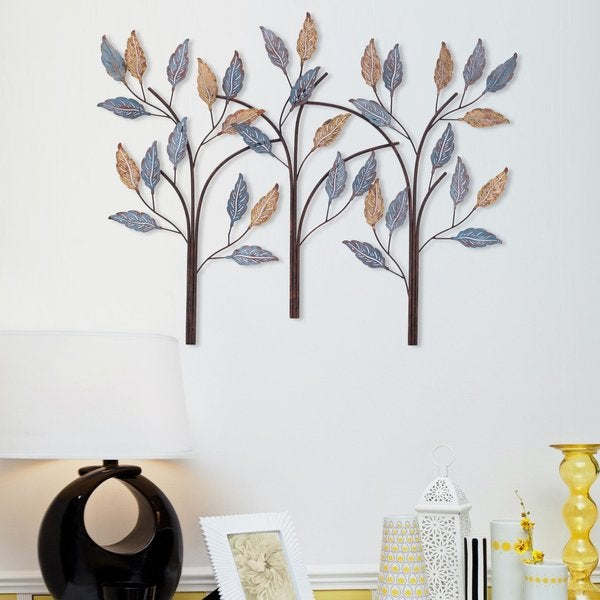 Shop Adeco 3D Tree Wall Decoration - Free Shipping Today - Overstock ...