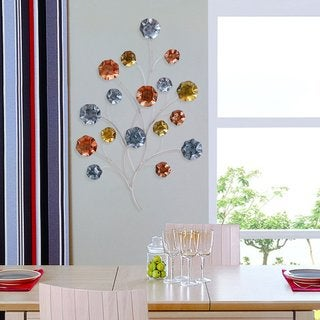 Adeco Tree Wall Art Decal