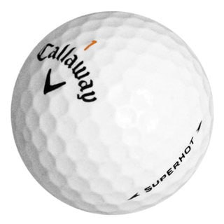 Callaway Super Hot Recycled Golf Balls (Pack of 12)