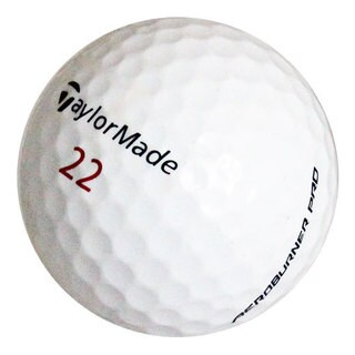 Taylormade Aeroburner Recycled Golf Balls (Pack of 12)