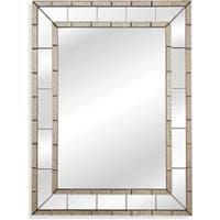 Caro Clear Frame Wall Mirror