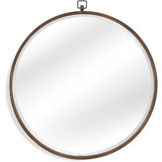 Quinn Wood Frame Wall Mirror