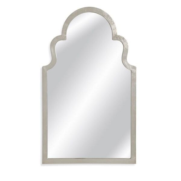 Mina Silver Frame Wall Mirror